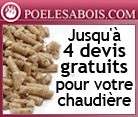 devis poele granules